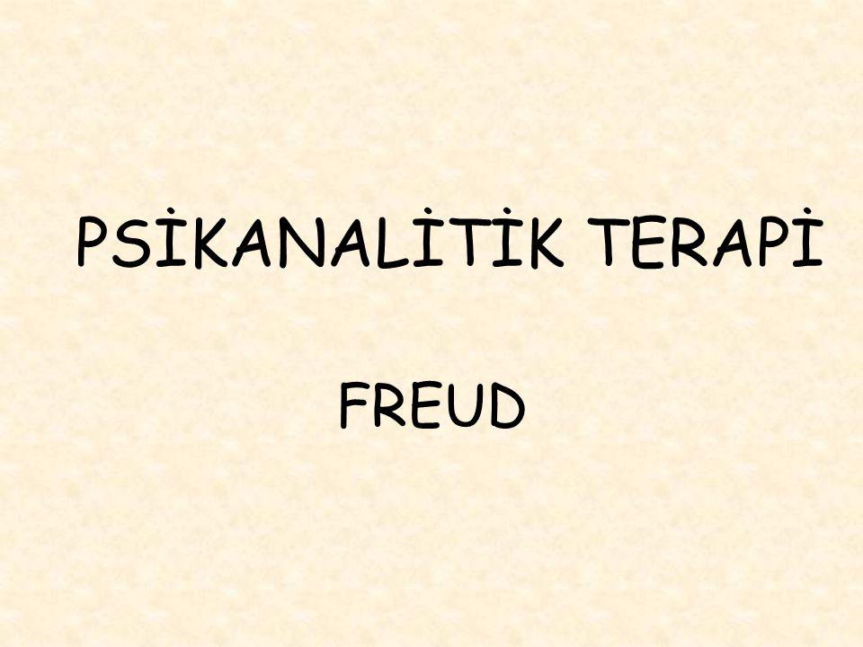 Freud ve Psikanalitik Teknik Üzerine Makaleler